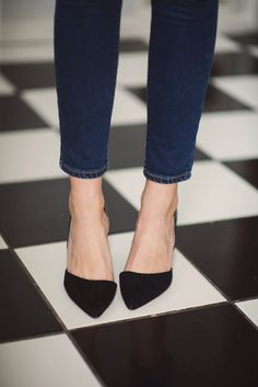 great shoes with skinny jeans