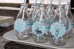 Manualidades y decoracion: Ideas de BabyShower para varón.