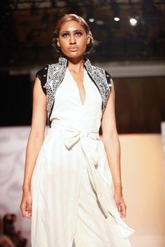 Fikirte Addis @Africa Fashion 2011 #fashion #africanfashion #pr #luxury #africafashionweek #newyork #ny in #ny #ethiopia