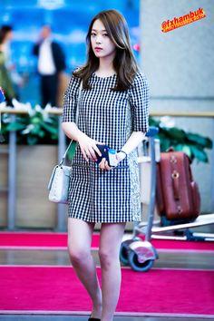 Fx Sulli @ Airport DHT luk :P :P