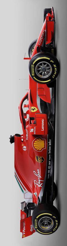 2018/2/22:Twitter: @ScuderiaFerrari : Here is the new car. Discover the #SF71H sf71h.ferrari.com #F1 #フェラーリ #Ferrari #FerrariF1 #F12018 #FormulaOne #ScuderiaFerrari