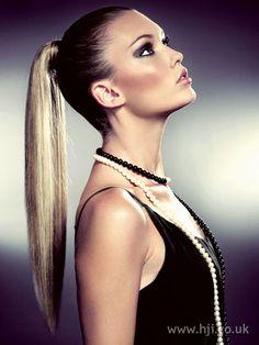 Astounding Ponytail Hairstyles Cute Ponytail Hairstyles And Sleek Ponytail Short Hairstyles For Black Women Fulllsitofus