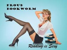 bookworm reading is sexy