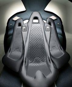 Nissan Concept Car Mixim – Seat Design