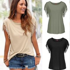 One of this summers must have casual t-shirts. This Boho inspired top is so versatile and comfortable without compromising on style. | Shop this product here: http://spreesy.com/lavenderwishboutique/169 | Shop all of our products at http://spreesy.com/lavenderwishboutique    | Pinterest selling powered by Spreesy.com