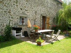 Ruim vrijstaand vakantiehuis in Saint-Frion