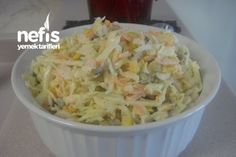 Cabbage, Rice, Vegetables, Recipes, Foods, Crafts, Salad, Recipe, Cooking