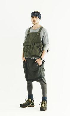 Work Fashion, Mens Fashion, Fashion Design, Cyberpunk Fashion, Outdoor Fashion, Swagg, Work Wear, Style Me, Cool Outfits