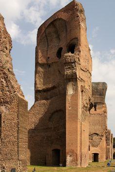 Rome - Baths of Caracalla