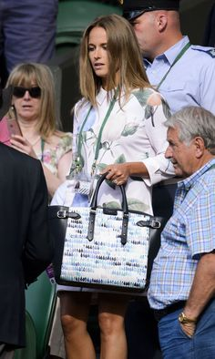 Our Wimbledon style crushes latest 'It' bag has hit the summer sales, yay!