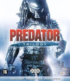 Predator - Trilogy (3-disc Blu-ray)