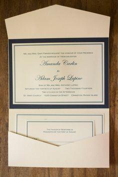 DIY Wedding Invitation Kit: Luxury Quality by EmilysEnchantments