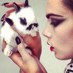 Cara Delevingne @Mini C Delevingne Instagram photos | Websta