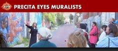 Precita Eyes Muralists | Sat. November 2, 2013 - Mission Trail Mural Walk @ Precita Eyes Muralists Arts Center - Meet at Cafe Venice 3325 24...11:00 to 12:30