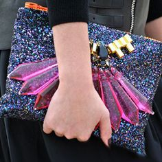 Cool Embellished Clutches