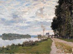 Claude MONET - Promenade #Val-d'Oise