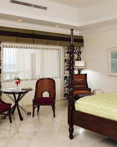 The Buccaneer  ( Christiansted, US Virgin Islands )  Relax with space and ocean views from the oversize rooms. #Jetsetter