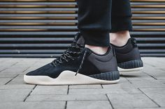 The adidas Tubular Instinct Low, a lowered take on the Instinct, features a suede and mesh upper atop an instantly recognisable sculpted outsole.