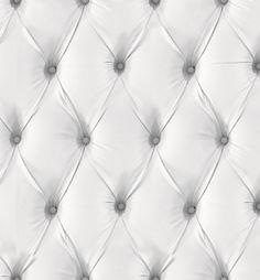Tecido adesivo - Capitonê cinza