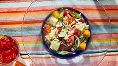 Grain Salad with Tomatoes and Cucumbers Recipe | Bon Appetit
