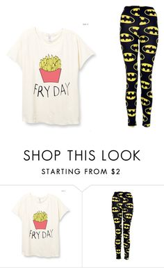 """Pajama's"" by millenrocks on Polyvore featuring sleepover"