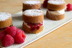 How to Make Mini Victoria Sponge Cake, Step-by-StepRecipe - Home - Oh, How Civilized