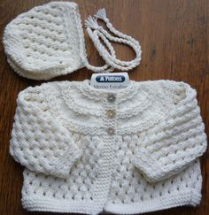 b71f41a66 68 Best Crafts  Knitting-Baby Sweaters images