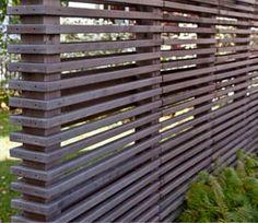 Davis Square Garden - contemporary - landscape - boston - by Matthew Cunningham Landscape Design LLC Screen Design, Fence Design, Wall Design, Garden Fencing, Garden Landscaping, Pallet Fencing, Wood Fences, Landscaping Melbourne, Landscaping Ideas
