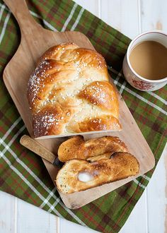 Braided Cardamom Bread or Finnish Pulla is a great bread for the new bread baker. It makes two delicious loaves or is an excellent dough for cinnamon rolls.