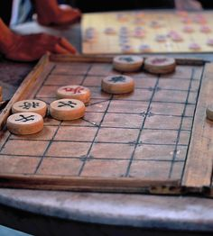 Chinese Board Games | Flickr - Photo Sharing!