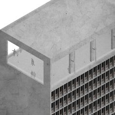 """arkitekcher: """" Høyblokka Revisited 