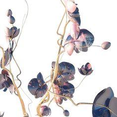 #flower#3d#c4d#cgi#art#design#graphic#render#glow#mirror#organic#project#bjork#music#tumblr#tumblrpost#cute#likeforlike#pastel#iridescent#love#pastelgrunge#jewelry#creation#followforlike#followme#followmeplease#underrated_shots by luioumoi