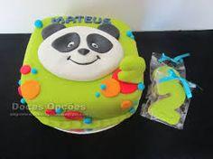 Resultado de imagem para decorações 2º aniversário panda
