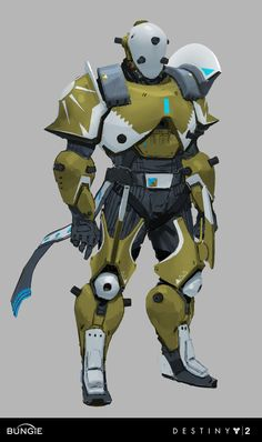 ArtStation - D2 Curse of Osiris - Destination Armor, Ryan Gitter
