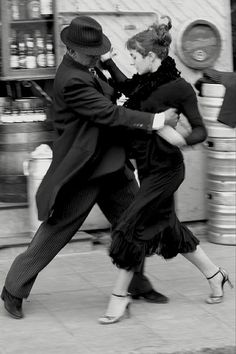 Tango  Buenos Aires 2008 Photo: Adriana