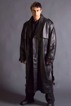 Image Detail for - Coats - Buying guide with tips on shopping for mens trench coats - Men ...