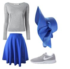 """""""Outfit for my story 16"""" by canehdiengirl on Polyvore featuring NIKE and T By Alexander Wang"""