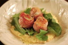 Recipe: Proscuitto Wrapped Scallops