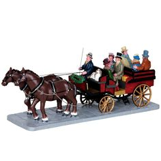 23959 Ride in the Country, Lemax Collectibles- Gift Spice