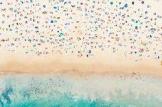 Sydney Beach print by Gray Malin