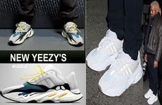 THE SNEAKER ADDICT: Kanye West adidas Yeezy Runner Sneaker Unveiled (I...