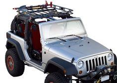 Bushman Plus Roll Bar Mount Kit | Kargo Master Safari