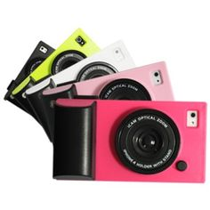 iswas iPhone 4/4S camera case
