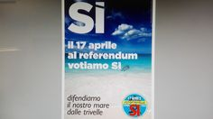 Trivelle: Puglia, manifesto per il Sì - http://blog.rodigarganico.info/2016/comunicati/trivelle-puglia-manifesto-si/