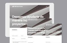 MB Real Estate Web on Behance