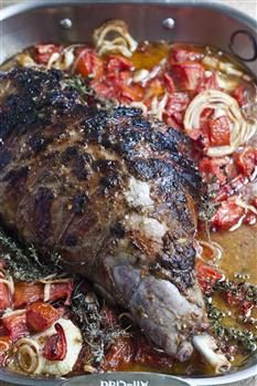 Barefoot Contessa - Recipes - Easy Provencal Lamb