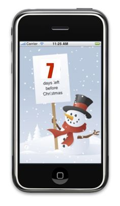 7 Days to Christmas