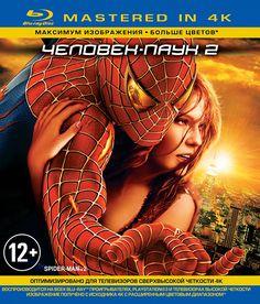 Человек-паук 2 / Spider-Man 2 (2004) WEB-DL 1080p | D, P2, A | Open Matte