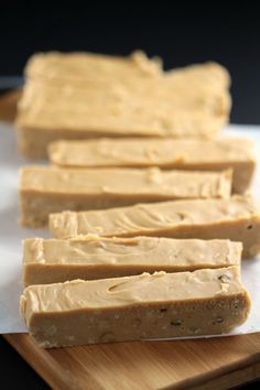 Super rich and ever-so-creamy, this Old Fashioned Maple & Walnut Fudge is the perfect treat for maple syrup season. Made with real Maple Syrup, cream, butter and walnuts, it doesn't get any better than this!