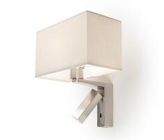 Hall, la colección de apliques que permite varias pantallas LEDS-C4 presenta los nuevos apliques Hall, diseñados por Nahtrang Design, para Grok. Se..